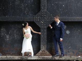Le mariage de Sihame et Julien
