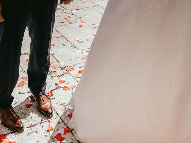 Le mariage de Benjamin et Marianne à Eauze, Gers 32