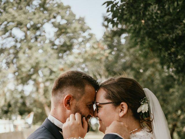 Le mariage de Benjamin et Marianne à Eauze, Gers 34