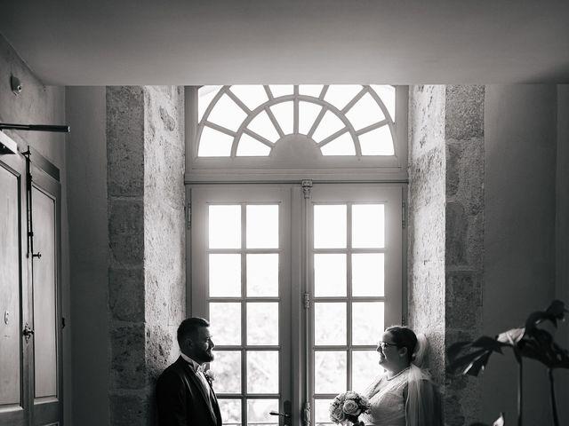 Le mariage de Benjamin et Marianne à Eauze, Gers 36