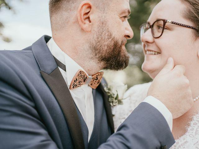 Le mariage de Benjamin et Marianne à Eauze, Gers 38