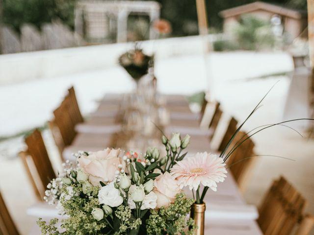 Le mariage de Benjamin et Marianne à Eauze, Gers 40
