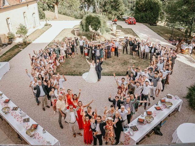 Le mariage de Benjamin et Marianne à Eauze, Gers 43