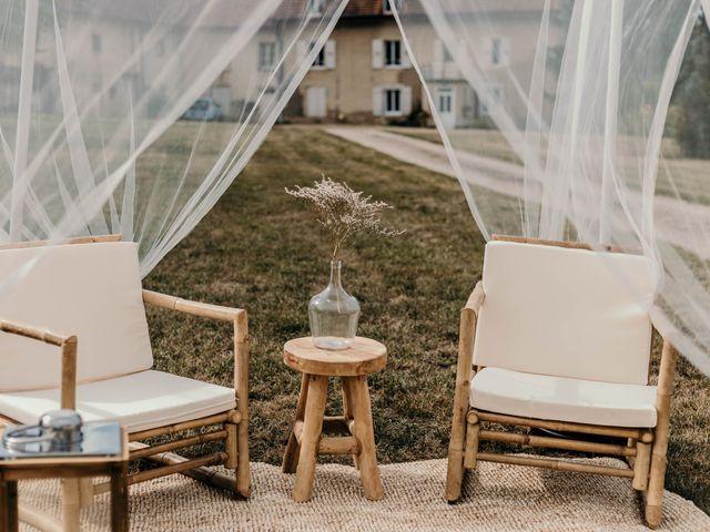 Le mariage de Antoine et Pauline à Besançon, Doubs 16