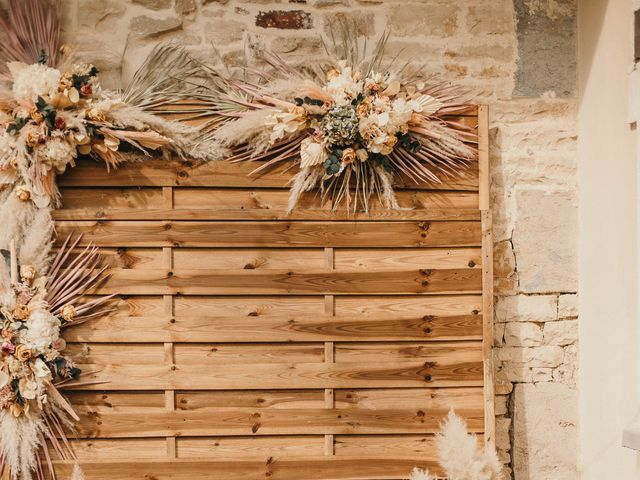 Le mariage de Antoine et Pauline à Besançon, Doubs 17