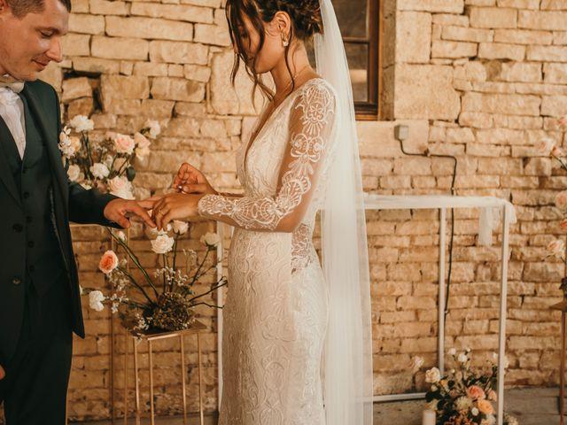 Le mariage de Antoine et Pauline à Besançon, Doubs 59