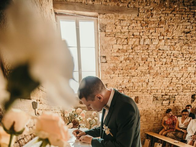 Le mariage de Antoine et Pauline à Besançon, Doubs 60