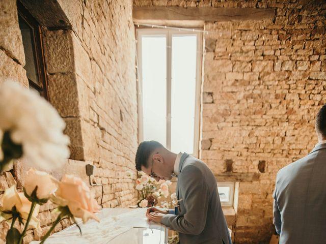 Le mariage de Antoine et Pauline à Besançon, Doubs 61