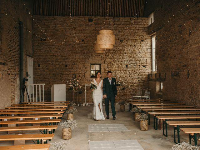 Le mariage de Antoine et Pauline à Besançon, Doubs 62