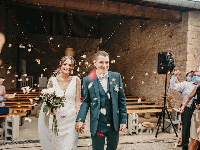 Le mariage de Antoine et Pauline à Besançon, Doubs 63