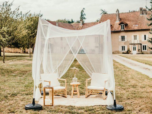 Le mariage de Antoine et Pauline à Besançon, Doubs 73