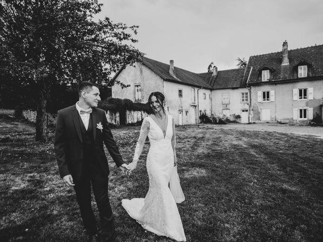 Le mariage de Antoine et Pauline à Besançon, Doubs 83