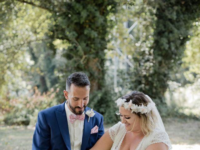 Le mariage de Agosthino et Audrey à Saint-Cyprien, Pyrénées-Orientales 15