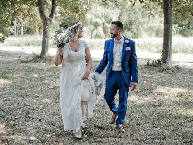 Le mariage de Agosthino et Audrey à Saint-Cyprien, Pyrénées-Orientales 16
