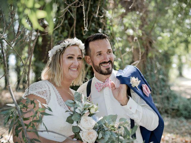 Le mariage de Agosthino et Audrey à Saint-Cyprien, Pyrénées-Orientales 19