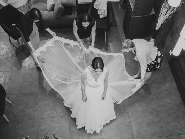Le mariage de Steve et Estelle à Orgères, Ille et Vilaine 8