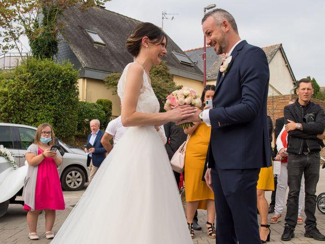 Le mariage de Steve et Estelle à Orgères, Ille et Vilaine 11