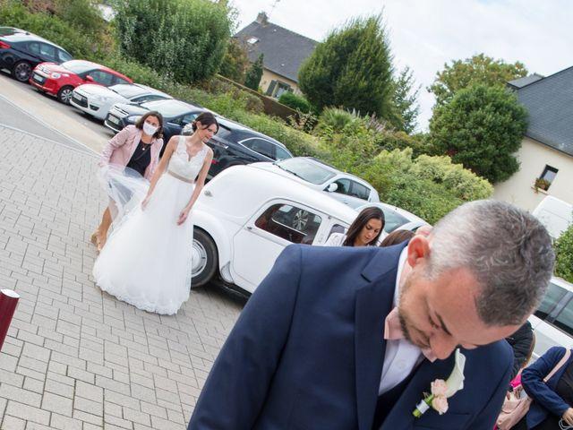 Le mariage de Steve et Estelle à Orgères, Ille et Vilaine 12
