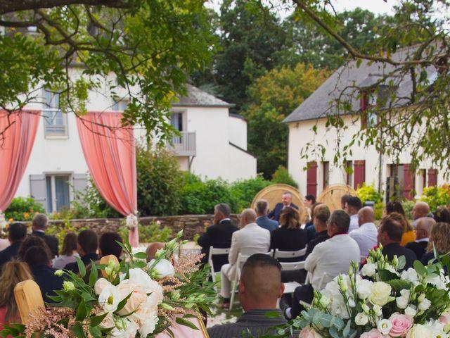 Le mariage de Steve et Estelle à Orgères, Ille et Vilaine 14
