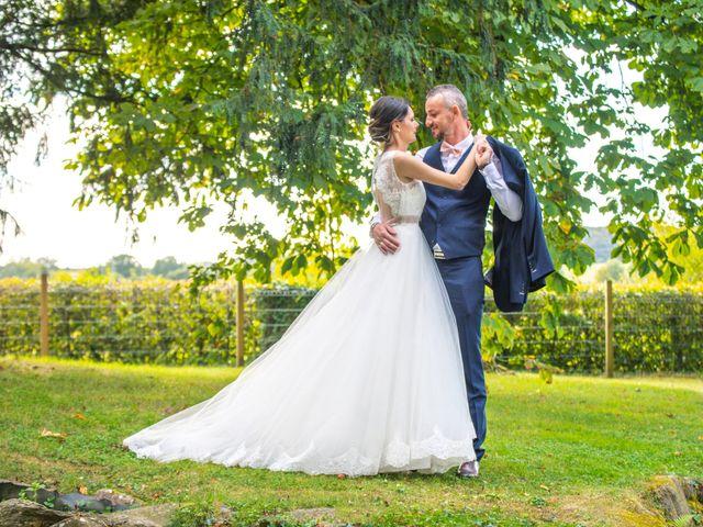 Le mariage de Steve et Estelle à Orgères, Ille et Vilaine 1