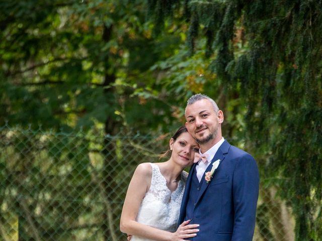 Le mariage de Steve et Estelle à Orgères, Ille et Vilaine 15