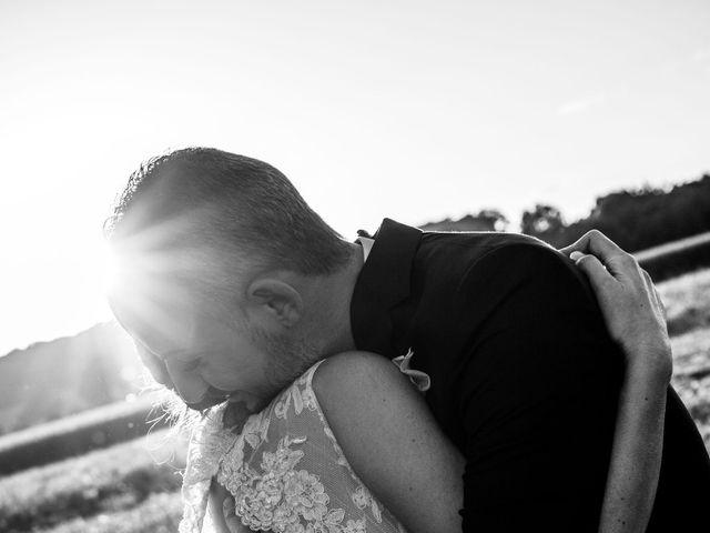 Le mariage de Steve et Estelle à Orgères, Ille et Vilaine 16