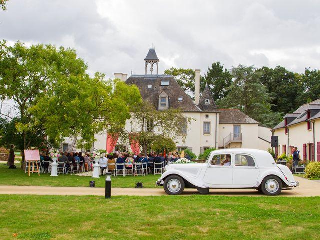 Le mariage de Steve et Estelle à Orgères, Ille et Vilaine 18