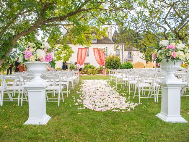 Le mariage de Steve et Estelle à Orgères, Ille et Vilaine 21