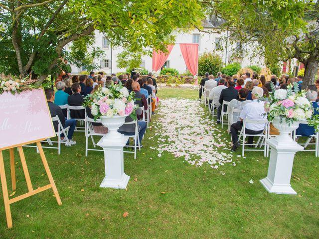 Le mariage de Steve et Estelle à Orgères, Ille et Vilaine 22