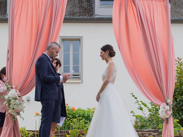 Le mariage de Steve et Estelle à Orgères, Ille et Vilaine 25