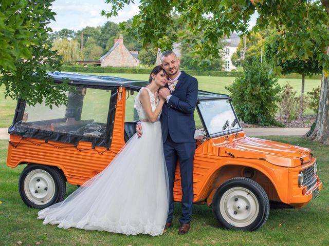 Le mariage de Steve et Estelle à Orgères, Ille et Vilaine 26