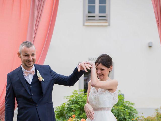 Le mariage de Steve et Estelle à Orgères, Ille et Vilaine 30