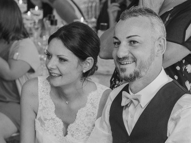 Le mariage de Steve et Estelle à Orgères, Ille et Vilaine 36
