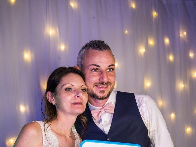 Le mariage de Steve et Estelle à Orgères, Ille et Vilaine 40