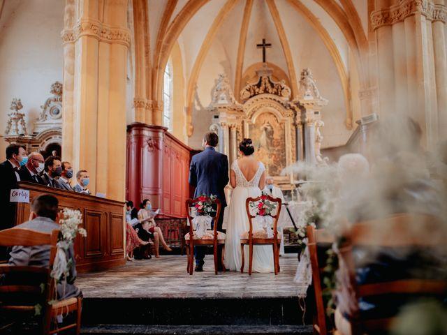 Le mariage de Hugo et Marion à Brieulles-sur-Bar, Ardennes 13