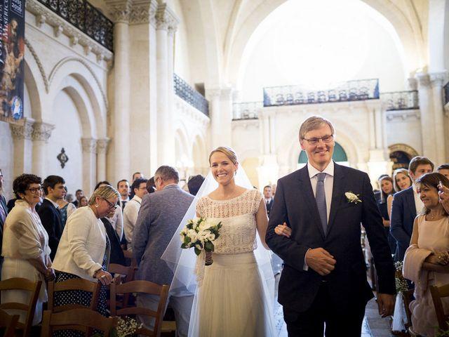 Le mariage de Antoine et Amélie à Cognac, Charente 22