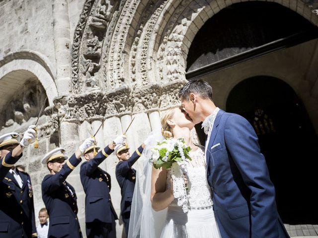 Le mariage de Antoine et Amélie à Cognac, Charente 36