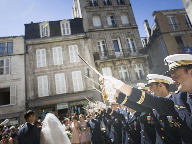 Le mariage de Antoine et Amélie à Cognac, Charente 37