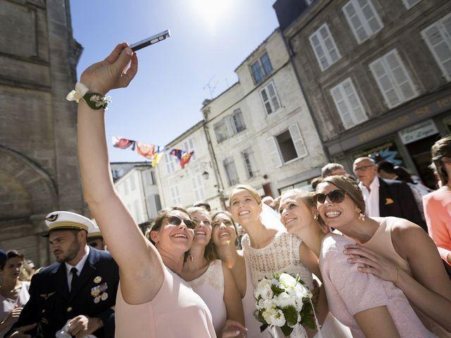 Le mariage de Antoine et Amélie à Cognac, Charente 40