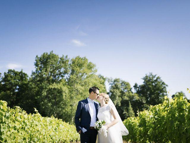 Le mariage de Antoine et Amélie à Cognac, Charente 42