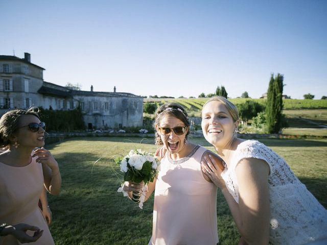 Le mariage de Antoine et Amélie à Cognac, Charente 52