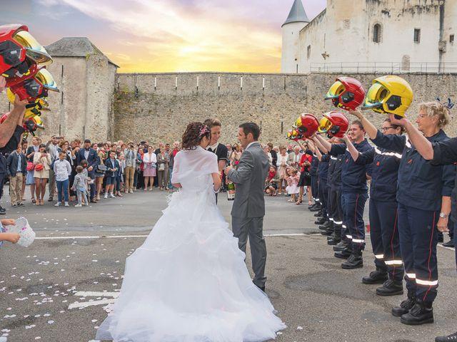 Le mariage de Benoit et Christine à Noirmoutier-en-l'Île, Vendée 16