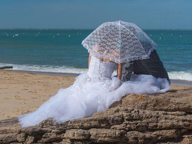 Le mariage de Benoit et Christine à Noirmoutier-en-l'Île, Vendée 35