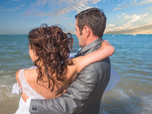 Le mariage de Benoit et Christine à Noirmoutier-en-l'Île, Vendée 44