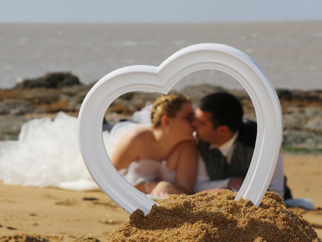 Le mariage de Germain et Audrey à Saint-Vincent-des-Landes, Loire Atlantique 1