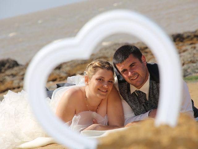 Le mariage de Germain et Audrey à Saint-Vincent-des-Landes, Loire Atlantique 3