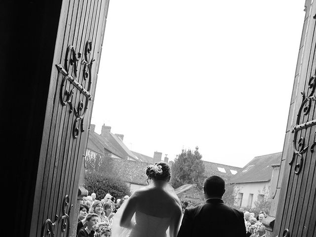 Le mariage de Germain et Audrey à Saint-Vincent-des-Landes, Loire Atlantique 6