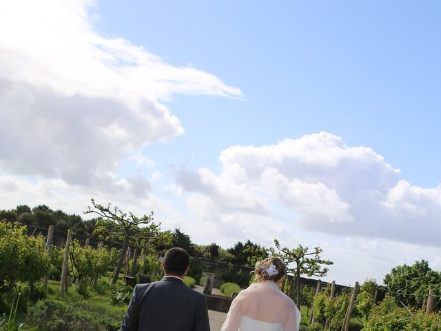Le mariage de Germain et Audrey à Saint-Vincent-des-Landes, Loire Atlantique 7