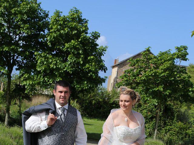 Le mariage de Germain et Audrey à Saint-Vincent-des-Landes, Loire Atlantique 8