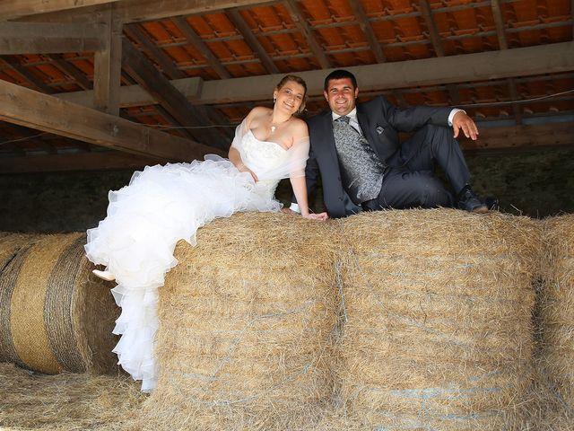 Le mariage de Germain et Audrey à Saint-Vincent-des-Landes, Loire Atlantique 9